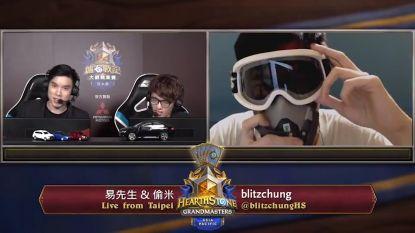 Steun aan betogers Hongkong komt bekende gamer duur te staan