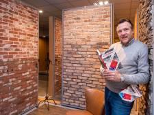 Tegelondernemer Frens Hoornick schrijft boek: 'Maak tijd vrij voor je dromen'
