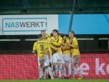 Generale voor Feyenoord eindigt in gelijkspel voor Van Hecke en Azzagari met NAC Breda