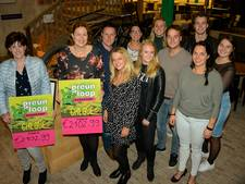 Greunloop Denekamp steunt EHBO en Boerderijcampus
