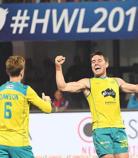 Australië verslaat olympisch kampioen Argentinië in finale World League