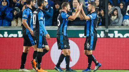 VIDEO. KVO en Verheyen zijn de speelbal van Club Brugge in Jan Breydel: blauw-zwart haalt stevig uit tegen Oostende