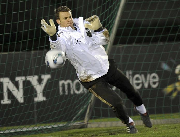 Doelman Neuer Homoseksuele Voetballers Kom Uit De Kast