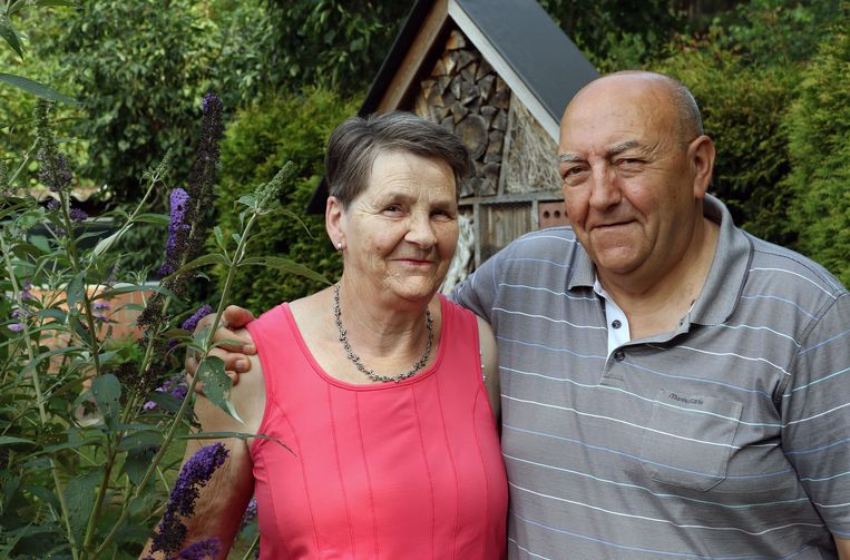 Lief Vanreusel en Clement Lievens zijn 50 jaar getrouwd.