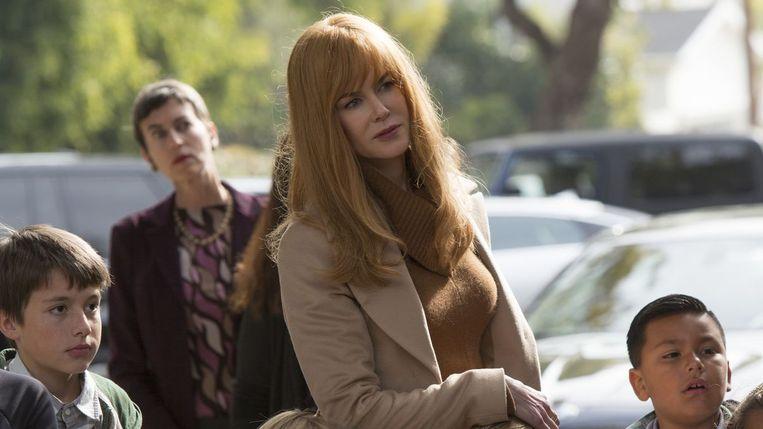 Nicole Kidman als Celeste in 'Big Little Lies'. Beeld RV
