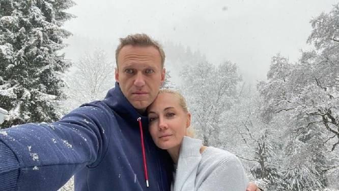 """Van vergiftiging herstelde Navalny vlak voor terugkeer naar Rusland: """"Duitsers zijn totaal anders dan ik dacht"""""""