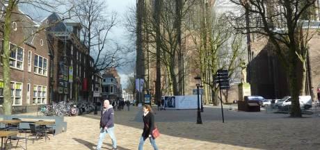 Jongeren gaan een nachtje kamperen op Domplein voor meer betaalbare woningen