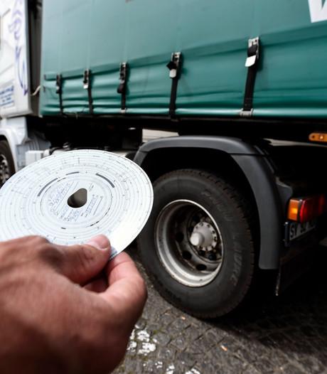 Transportbedrijf uit Gendt onderzocht op fraude met rust- en rijtijden