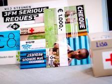 Rode Kruis vult voedselboxen met opbrengst Serious Request