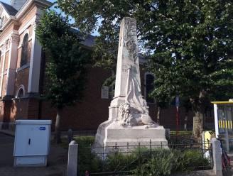 Na meer dan honderd jaar in regen en wind: renovatie voor oorlogsmonument in Meerdonk