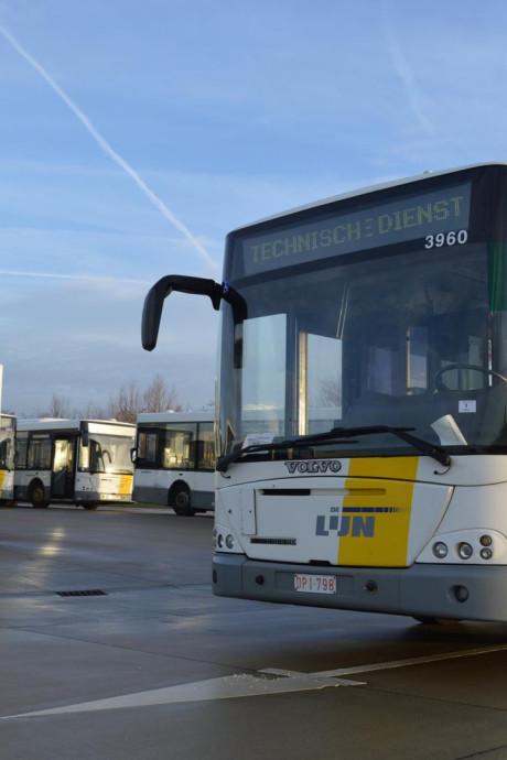 Te koop: dertig Belgische stadsbussen voor zestig mille