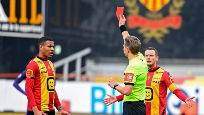 Football Talk. Vranckx (KVM) riskeert één match schorsing - Man United mogelijk zonder De Gea tegen PSG