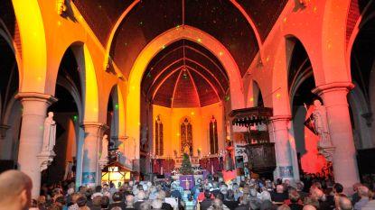 Kerstconcert met lichtspektakel