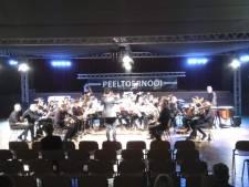 Brassband Middelburg laat van zich horen in Limburg