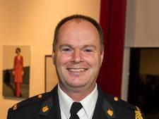 Lintje voor brandweerman Theo Buijs uit Ammerzoden