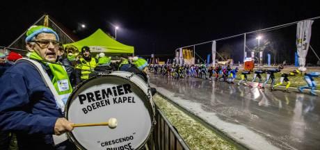 Nieuwe concurrent IJSCH Haaksbergen trekt zich nog voor nachtvorst terug