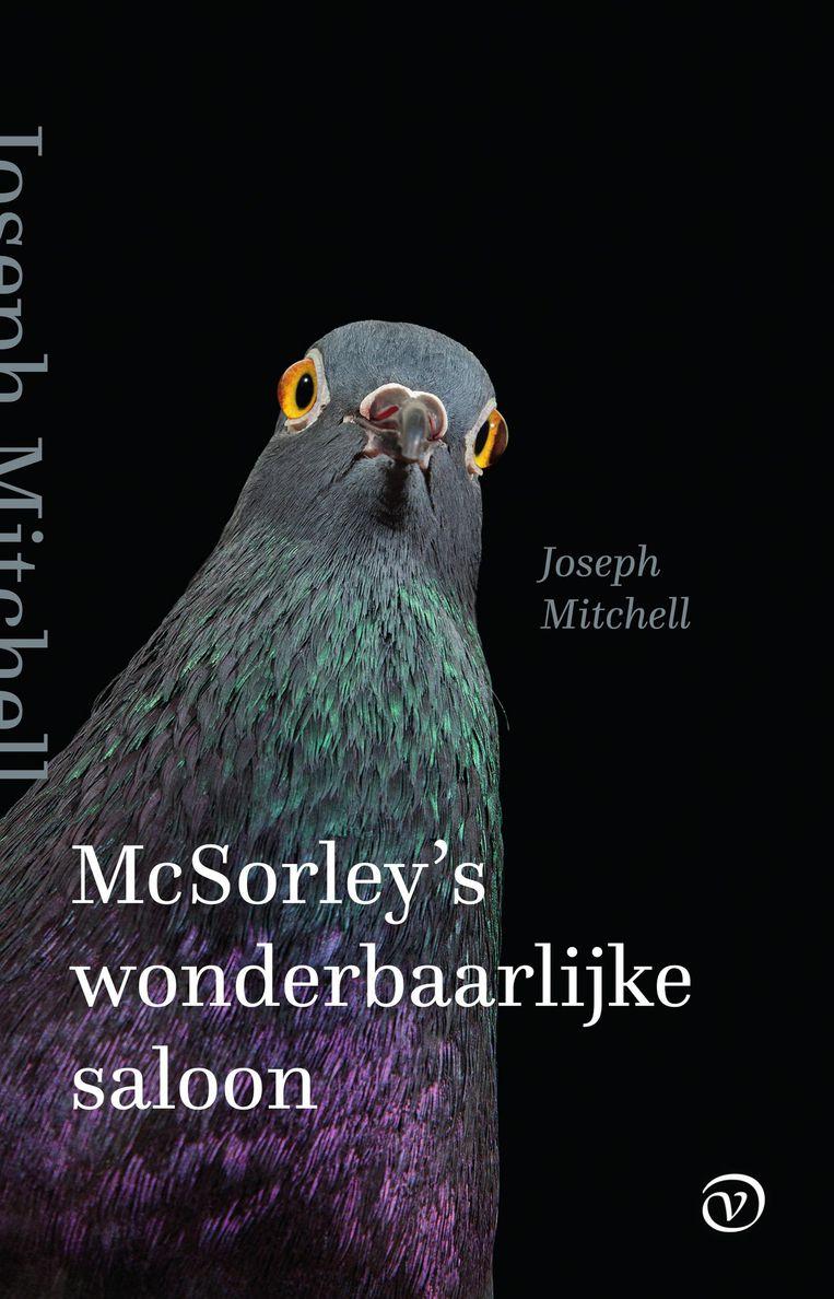 McSorley's wonderbaarlijke saloon - Joseph Mitchell Beeld