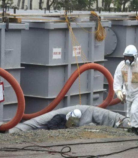 Encore une fuite d'eau radioactive à Fukushima, 250 litres répandus