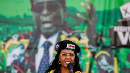 Grace Mugabe binnenkort verhoord over ivoortrafiek die haar miljoenen dollars opleverde
