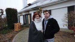 Kat wekt baasjes: moeder, zoon en halfzus kunnen ontkomen uit brandend huis