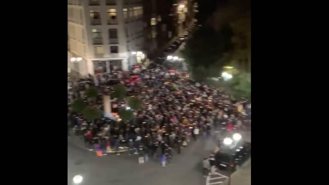Bijeenkomst voor monument Armeense genocide veroorzaakt drukte op plein