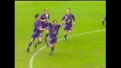"Retro Antwerpse derby in april 2002: Degryse scoort à la Messi laatste goal uit carrière en Huysmans is één week ""Koning van het Kiel"""