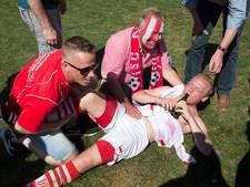 Rijnland-spits Meijer na juweeltjes: Zag keeper voor goal staan