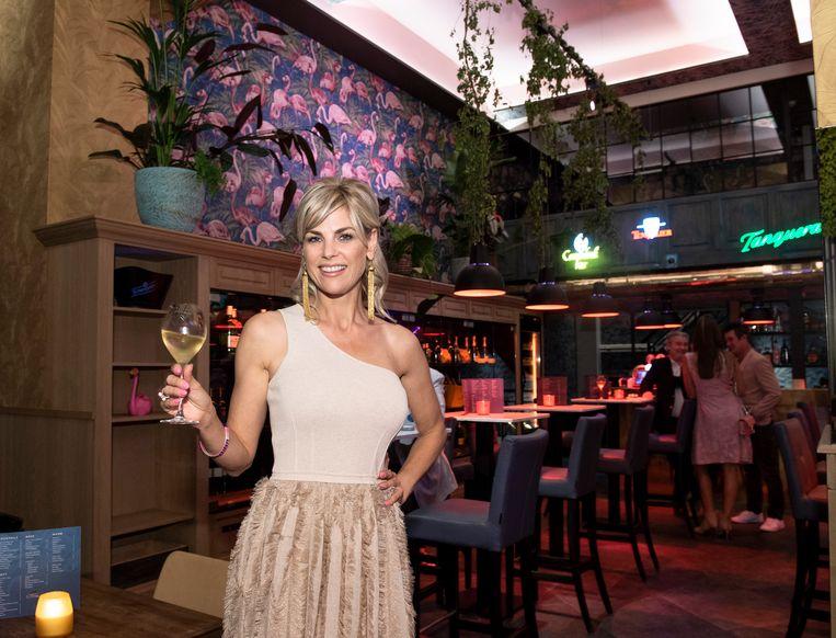 Tanja Dexters, Flamingo bar, opening