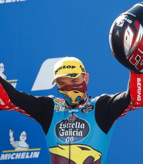 Lowes wederom de beste in Moto2, Bendsneyer moet genoegen nemen met 21ste plek