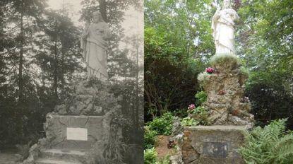 Jezusbeeld krijgt opfrisbeurt na 116 jaar