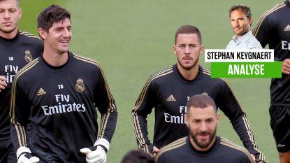 """Hazard en Courtois vanavond Spaans kampioen? """"Kijk toch maar uit, Real"""", zegt onze chef voetbal Stephan Keygnaert"""