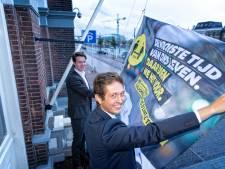 Delftse studenten staan op tegen verspreiding van corona: 'Mijn lieve oma, daar doe ik het voor'