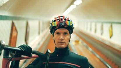Ruben Van Gucht vertelt over topsporters in 'Sportman'