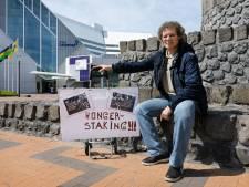 Lelystedeling in hongerstaking: 'Ik ga pas eten als de burgemeester mijn eisen inwilligt'