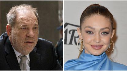 Topmodel Gigi Hadid opgeroepen als jurylid in zaak Weinstein