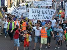 Kogel is door de kerk: Fair Play in Culemborg gaat weer voetballen, op sportpark Terweijde