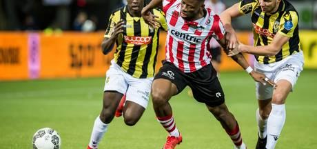 Vitesse verpest het Sparta-debuut van Advocaat