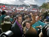 Oud-FNV-voorzitter kreeg 15 jaar geleden 300.000 man naar het Museumplein