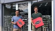 """Nieuwe pizzeria schenkt gratis pizza aan coronavrijwilligers: """"Moeilijke periode om te starten, maar we blijven positief"""""""