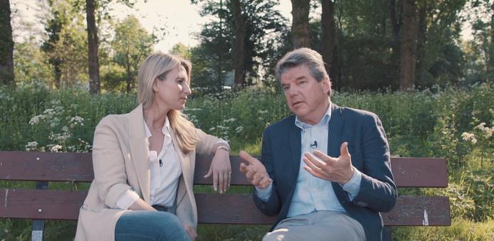 Sophia van Sorgen interviewt in de webserie haar arts,  Emiel Rutgers, oncologisch chirurg bij het Antoni van Leeuwenhoekziekenhuis.