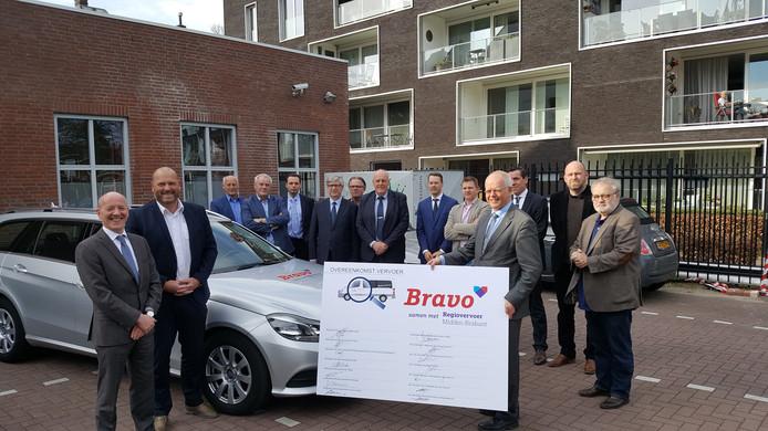 Regiovervoer Midden-Brabant gaat rijden onder de vlag van Bravo: Brabant Vervoert Ons. Busvervoerders Ariva en Hermens verzorgen onder deze naam al ritten in Brabant.