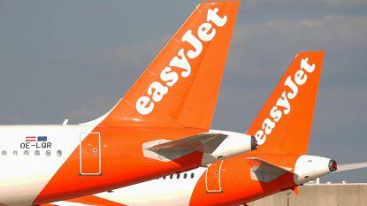 4.500 jobs bedreigd bij luchtvaartmaatschappij easyJet