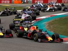 Grand Prix van China uitgesteld vanwege coronavirus