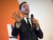 Rutte krijgt vertrouwen van stemmers Utrechtse Heuvelrug