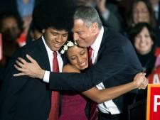 La fille du maire de New York Bill arrêtée lors d'une manifestation