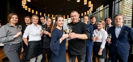 Elf restaurants in regio krijgen (weer) Bib Gourmand, Tante Blanche in Brummen levert in