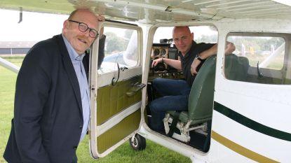 Peter Van Horebeek ziet droom in vervulling gaan en haalt brevet van privépiloot