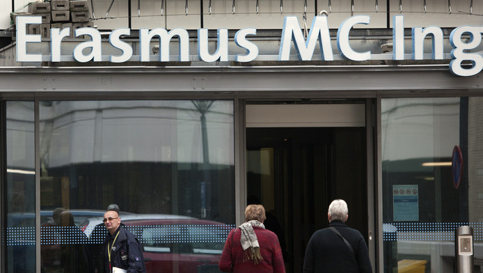 Het Erasmus MC zorgt voor vier mensen met koolmonoxidevergiftiging.