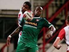 Danzell Gravenberch vernedert in Dordtse dienst voormalige club TOP Oss