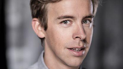 Jonas Van Geel presenteert nieuwe komische quiz over taal en communicatie